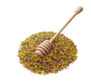 bee pollen granules - low in calories